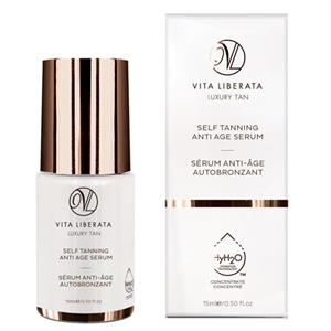 Self Tanning Anti-age Serum 15 ml.