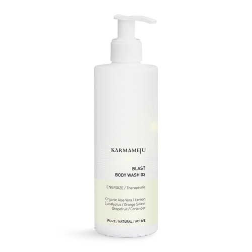 Karmameju Blast Body Wash 400 ml.