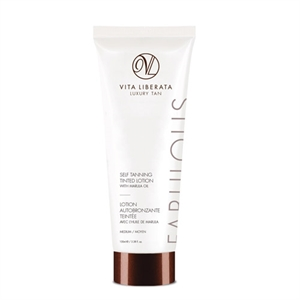 Self Tanning Tinted Lotion MEDIUM 100 ml.