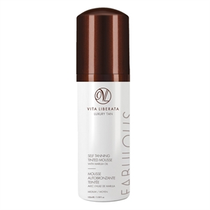Self Tanning Tinted Mousse MEDIUM 100 ml.