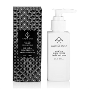 Mango & Black Pepper Hand & Body Lotion