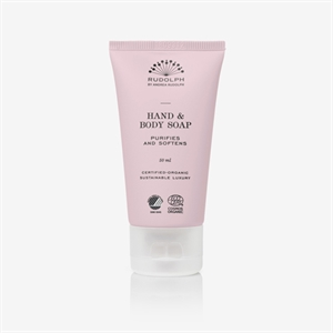 Rudolph Care Acai Hand and Body Soap rejsestørrelse 50 ml